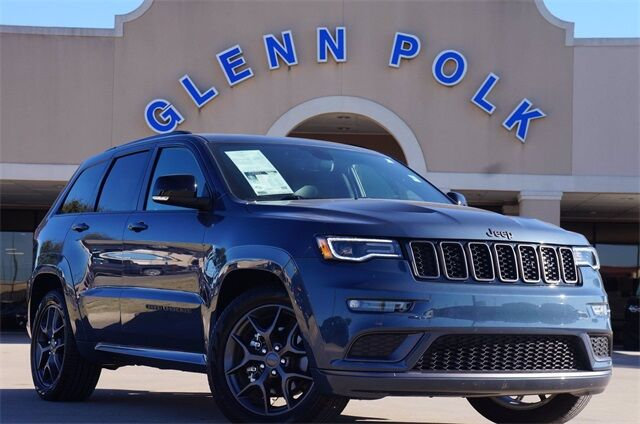 2020 Jeep Grand Cherokee Limited Gainesville TX