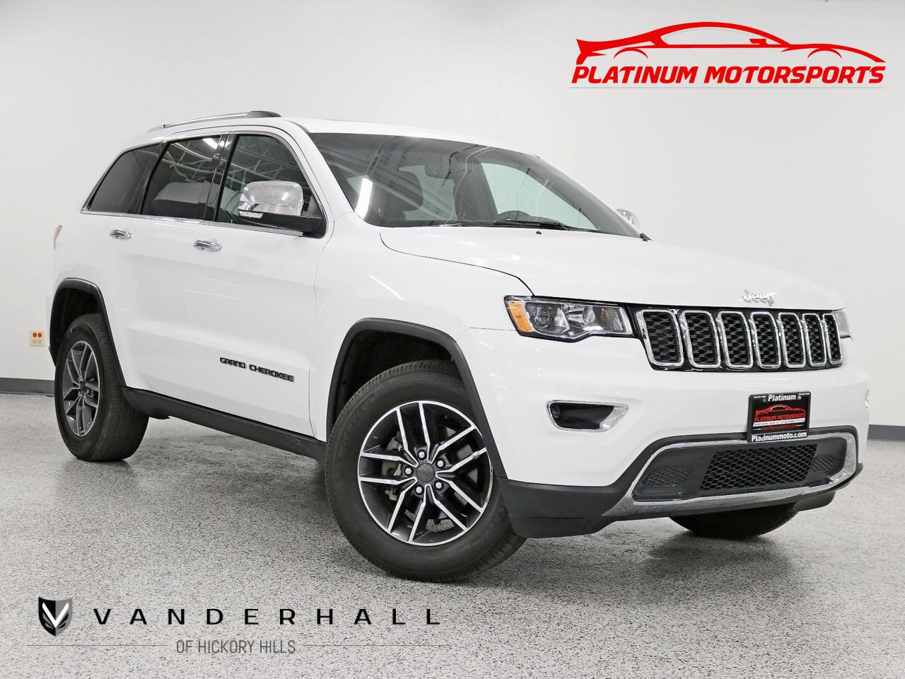 2020 Jeep Grand Cherokee Limited Hickory Hills IL