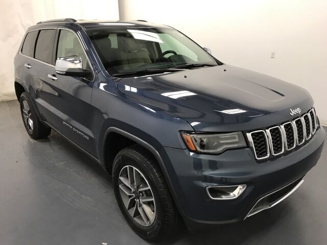 2020 Jeep Grand Cherokee Limited Holland MI