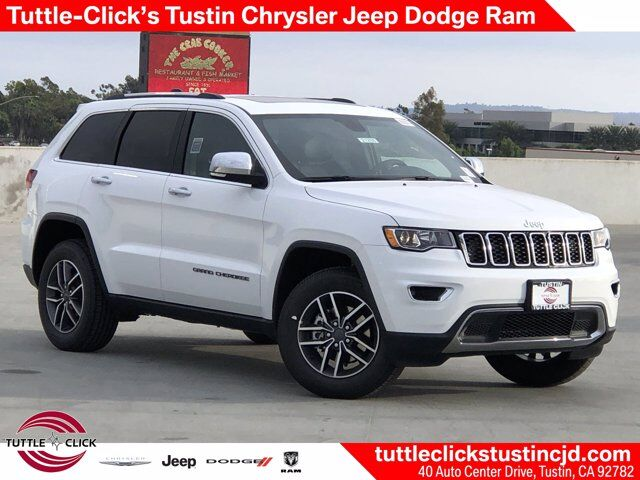 2020 Jeep Grand Cherokee Limited Tustin CA