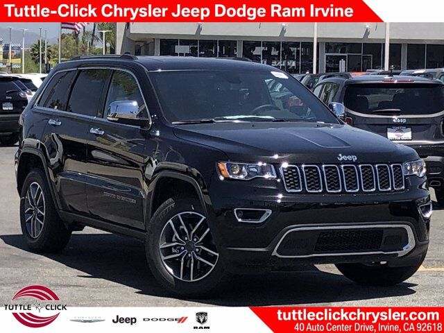 2020 Jeep Grand Cherokee Limited Irvine CA