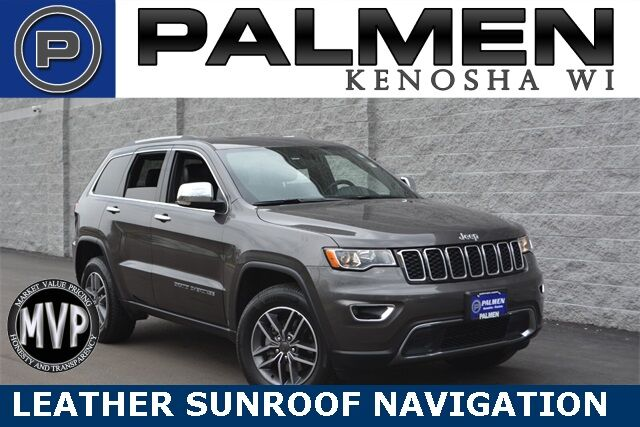 2020 Jeep Grand Cherokee Limited Racine WI