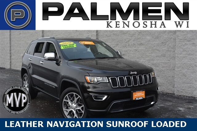 2020 Jeep Grand Cherokee Limited Kenosha WI