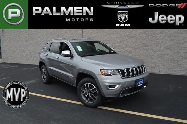 2020 Jeep Grand Cherokee Limited Racine WI