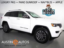 2020_Jeep_Grand Cherokee Limited_*LUXURY GROUP II, NAVIGATION, BLIND SPOT ALERT, BACKUP-CAMERA, PANORAMA MOONROOF, LEATHER, CLIMATE SEATS, POWER TAILGATE, ALPINE AUDIO, APPLE CARPLAY_ Round Rock TX