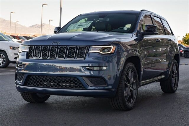 2020 Jeep Grand Cherokee Limited Las Vegas NV