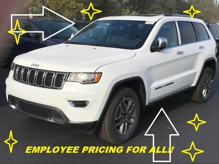 2020 Jeep Grand Cherokee Limited Rock City NY
