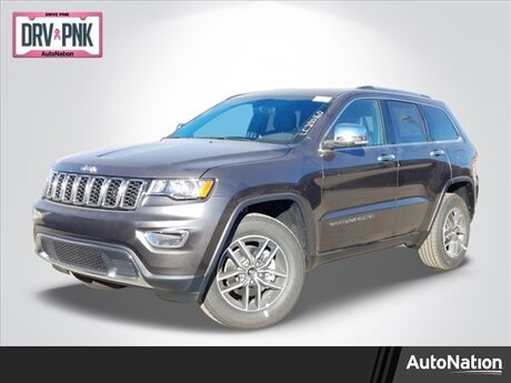 2020 Jeep Grand Cherokee Limited Littleton CO