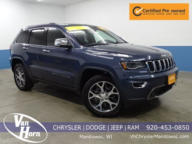 2020 Jeep Grand Cherokee Limited Manitowoc WI