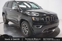 Jeep Grand Cherokee Limited NAV,CAM,SUNROF,HTD STS,PARK AST,BLIND SPOT 2020