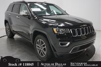 Jeep Grand Cherokee Limited NAV,CAM,SUNROOF,CLMT STS,BLIND SPOT 2020