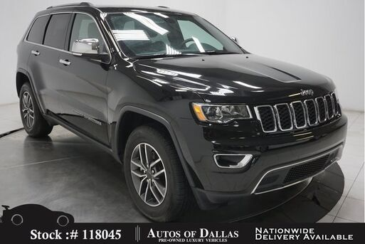 2020_Jeep_Grand Cherokee_Limited NAV,CAM,SUNROOF,CLMT STS,BLIND SPOT_ Plano TX