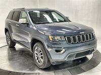 Jeep Grand Cherokee Limited NAV,CAM,SUNROOF,HTD STS,BLIND SPOT,18IN WL 2020