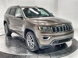 2020 Jeep Grand Cherokee Limited NAV,CAM,SUNROOF,HTD STS,BLIND SPOT,18IN WL