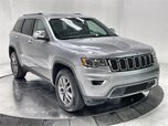2020 Jeep Grand Cherokee Limited NAV,CAM,SUNROOF,HTD STS,LBIND SPOT,18IN WL