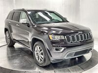 Jeep Grand Cherokee Limited NAV,CAM,SUNROOF,HTD STS,LIND SPOT,18IN WLS 2020