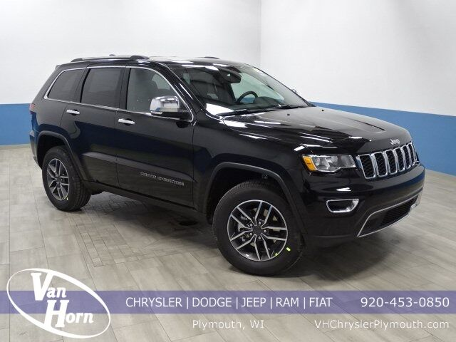 2020 Jeep Grand Cherokee Limited Plymouth WI