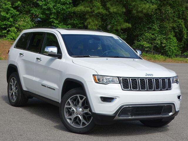 2020 Jeep Grand Cherokee Limited Raleigh NC