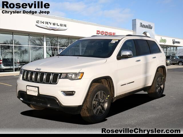 2020 Jeep Grand Cherokee Limited Roseville MN