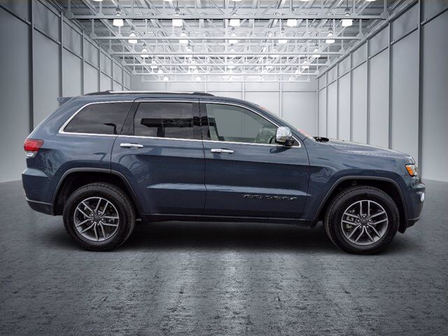 2020 Jeep Grand Cherokee Limited New Braunfels TX