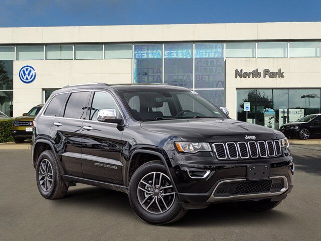 2020 Jeep Grand Cherokee Limited San Antonio TX