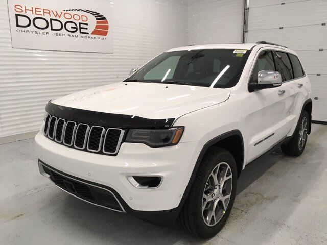 2020 Jeep Grand Cherokee Limited Sherwood Park AB