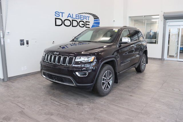 2020 Jeep Grand Cherokee Limited St. Albert AB