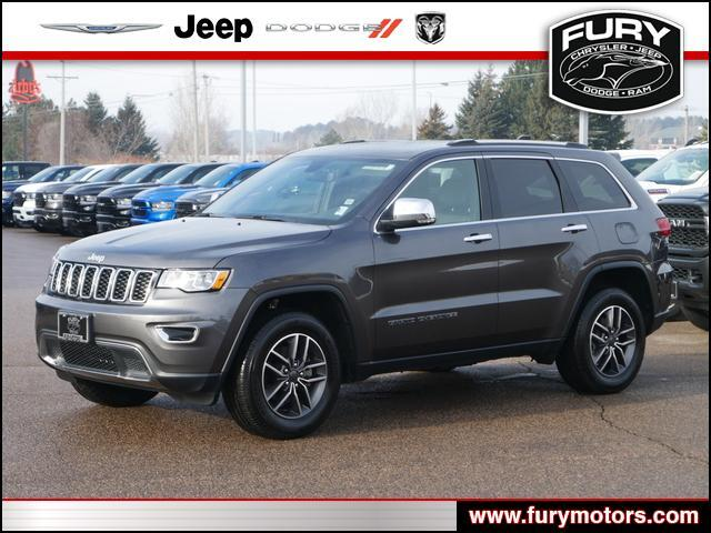 2020 Jeep Grand Cherokee Limited Oak Park Heights MN