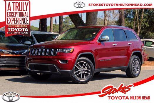 2020_Jeep_Grand Cherokee_Limited_ Aiken SC