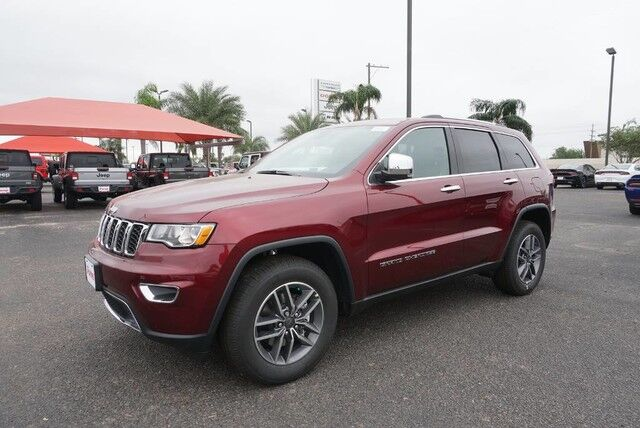 2020 Jeep Grand Cherokee Limited Weslaco TX