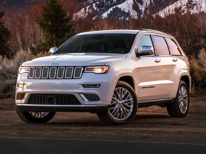 2020 Jeep Grand Cherokee Limited X Arecibo PR
