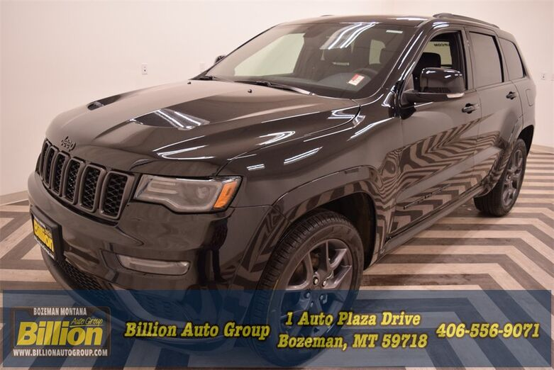 2020 Jeep Grand Cherokee Limited X Bozeman MT