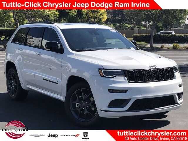Irvine Auto Center >> 2020 Jeep Grand Cherokee Limited X