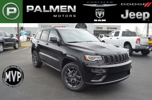 2020 Jeep Grand Cherokee Limited X Kenosha WI