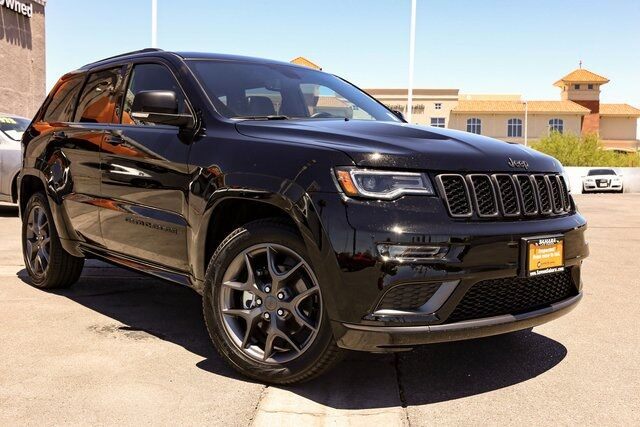 2020 Jeep Grand Cherokee Limited X Las Vegas NV