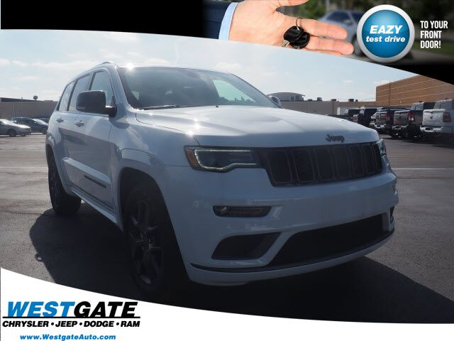 2020 Jeep Grand Cherokee Limited X Plainfield IN