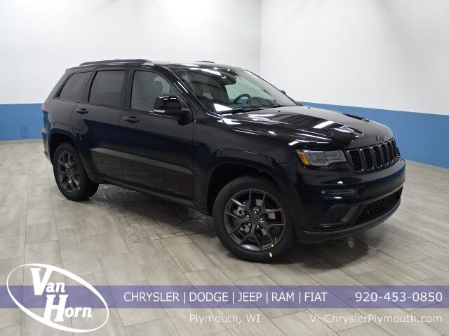 2020 Jeep Grand Cherokee Limited X Plymouth WI
