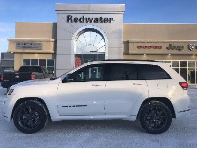 2020 Jeep Grand Cherokee Limited X Redwater AB