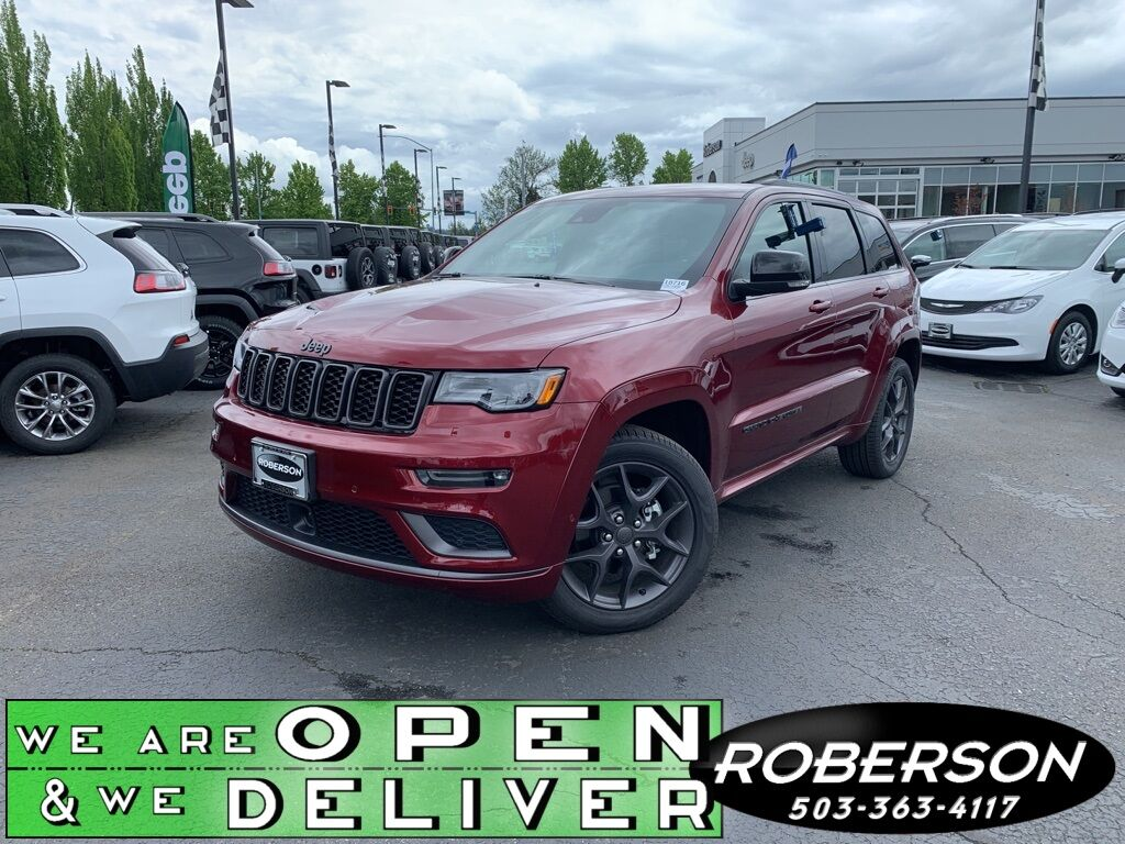 2020 Jeep Grand Cherokee Limited X Salem OR