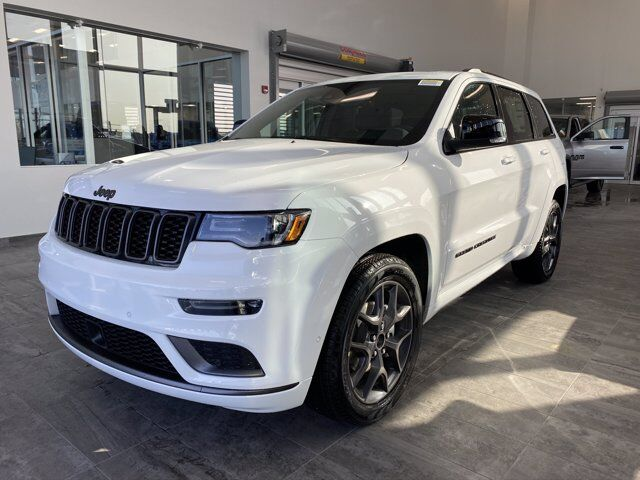 2020 Jeep Grand Cherokee Limited X St. Albert AB