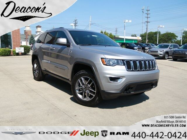 2020 Jeep Grand Cherokee NORTH EDITION 4X4 Mayfield Village OH
