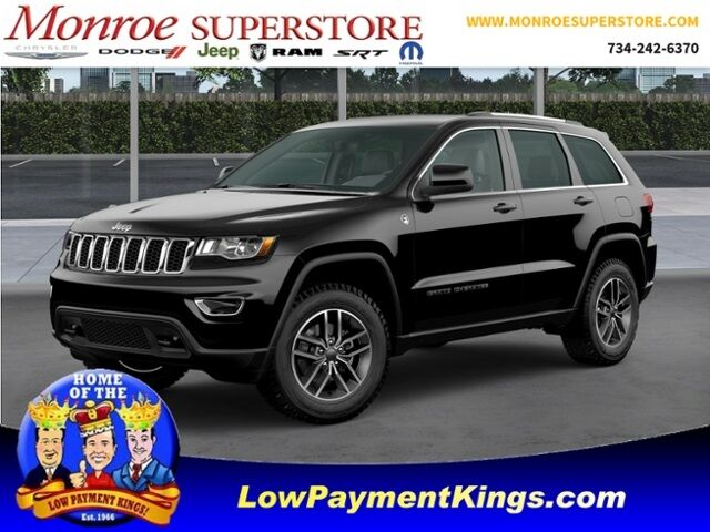 2020 Jeep Grand Cherokee NORTH EDITION 4X4 Monroe MI