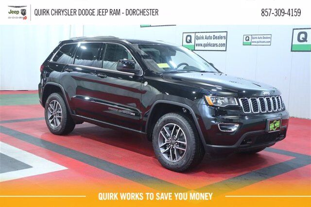 2020 Jeep Grand Cherokee NORTH EDITION 4X4 Boston MA
