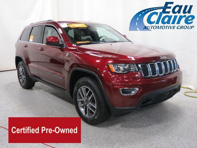 2020 Jeep Grand Cherokee North 4x4 Altoona WI