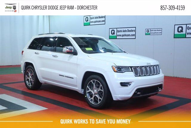 2020 Jeep Grand Cherokee OVERLAND 4X4 Boston MA