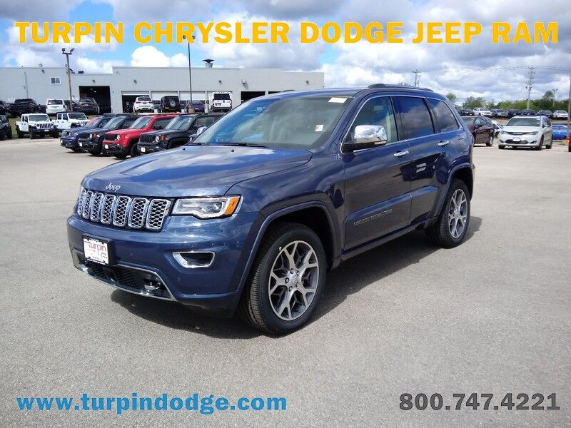 2020 Jeep Grand Cherokee OVERLAND 4X4 Dubuque IA