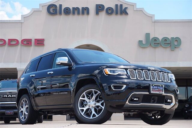 2020 Jeep Grand Cherokee OVERLAND 4X4 Gainesville TX
