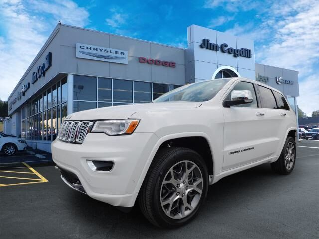 2020 Jeep Grand Cherokee OVERLAND 4X4 Knoxville TN