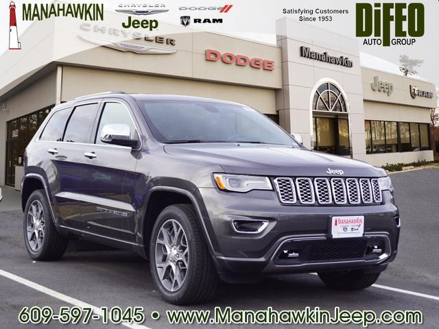 2020 Jeep Grand Cherokee OVERLAND 4X4 Manahawkin NJ