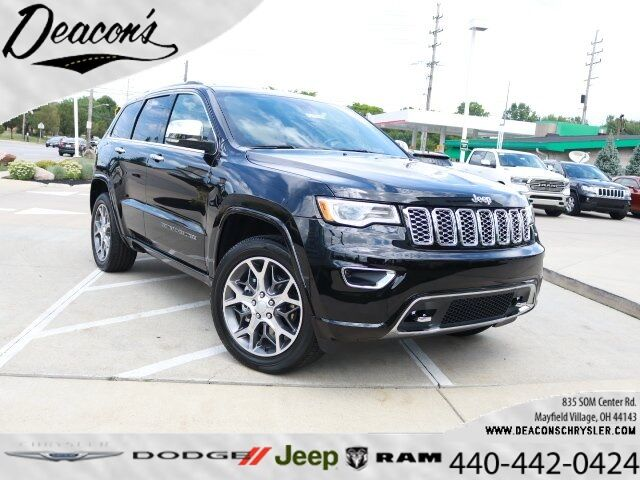 2020 Jeep Grand Cherokee OVERLAND 4X4 Mayfield Village OH